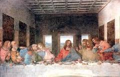 Santa Ceia - Codigo da Vinci