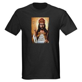 camiseta jesus poter