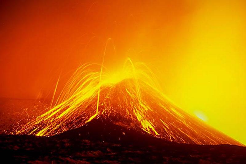erupcao